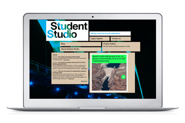 Featured image of article: Student Studio