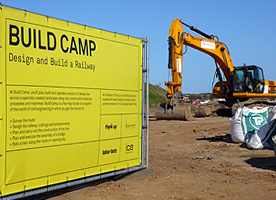 Featured image of article: Build Camp