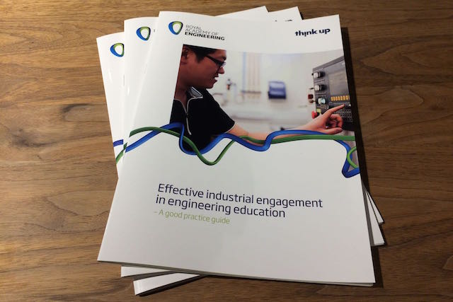 Featured image of article: Effective industrial engagement in engineering education